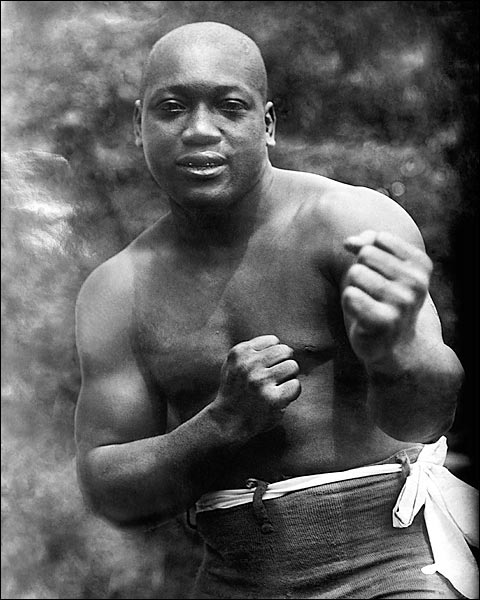 Jack Johnson - First Black Heavyweight Boxing Champ