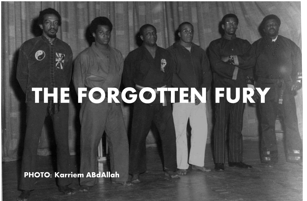 The Forgotten Fury- 11 Black Martial Arts Kings That Need to Be Recognized