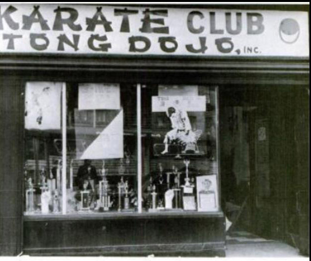 Tong Dojo founded by George Cofield