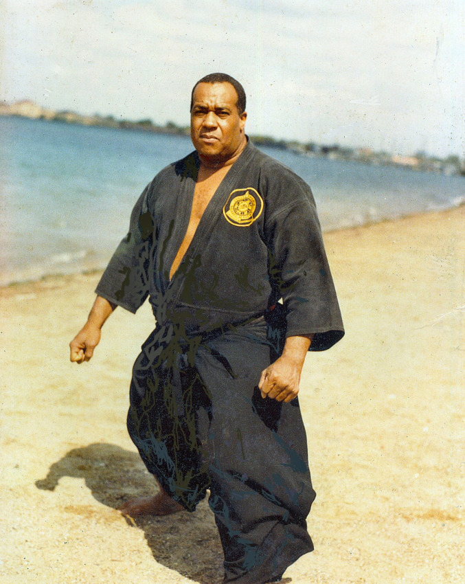 The Forgotten Fury: 12 Legendary Black Martial Arts Masters