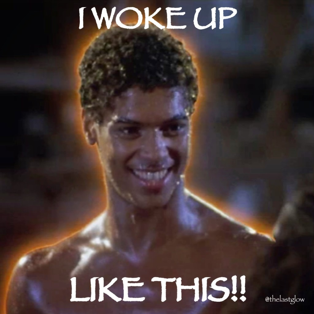Bruce Leroy Woke Up Like This - The Last Dragon Memes