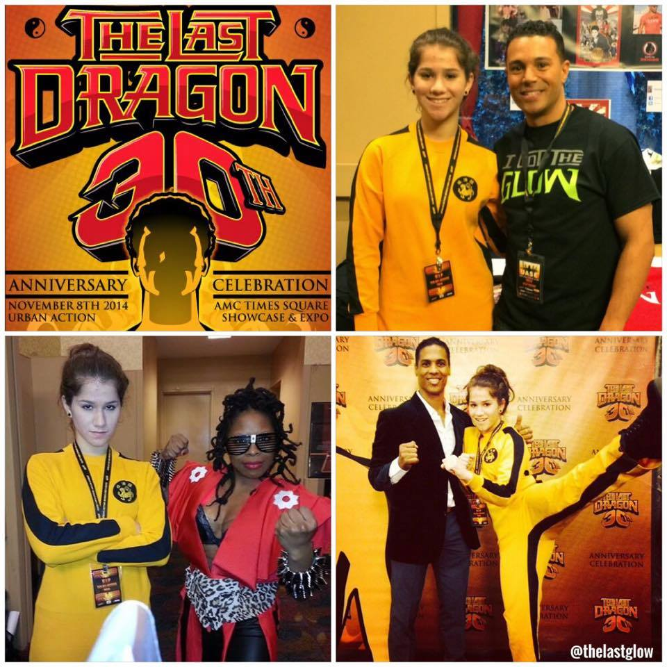 The Last Dragon 30th Anniversary Celebration at 2014 UASE Nov 8th