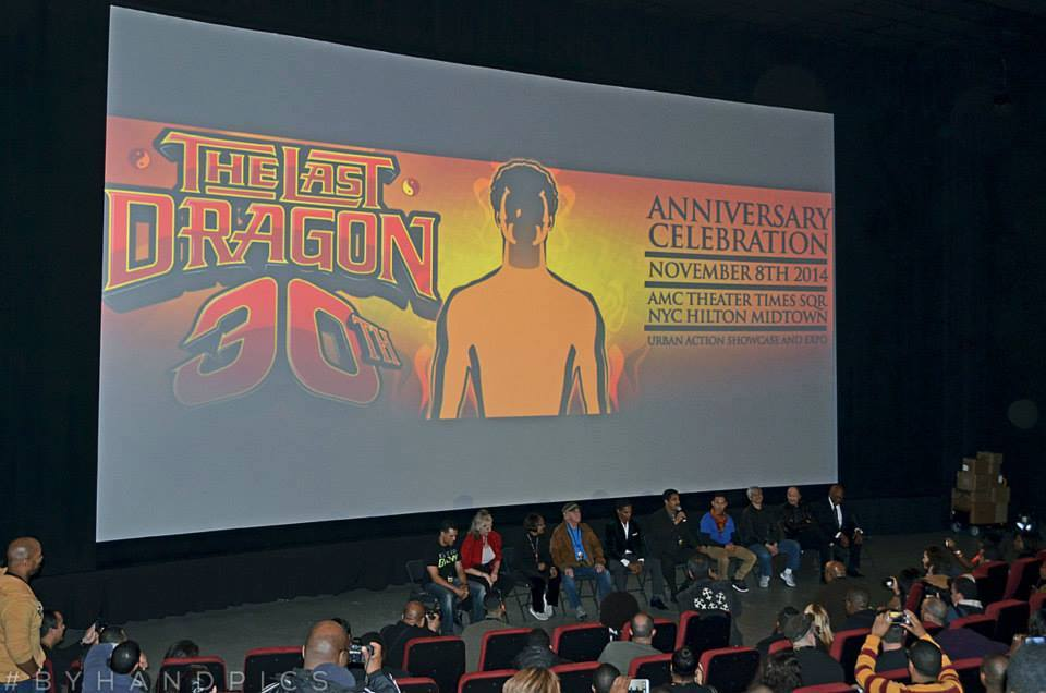 The Last Dragon 30th QnA - 2014 Urban Action Showcase