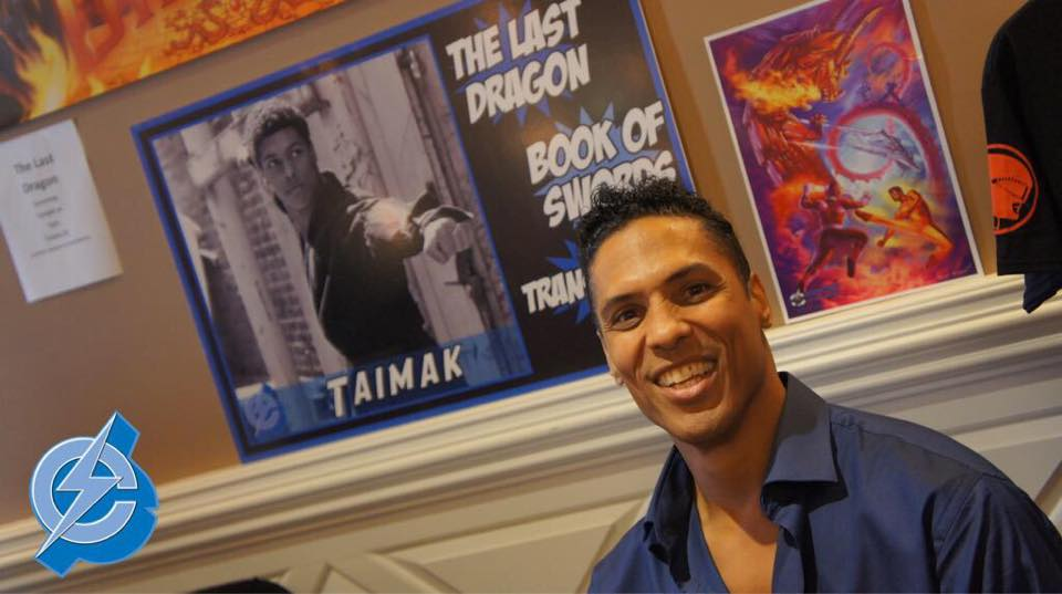 Taimak at SouthcoastToy and Comic Show April 2015