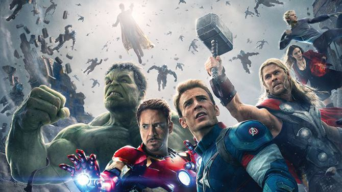 The Age of Ultron is Upon Us - Avengers Age of Ultron