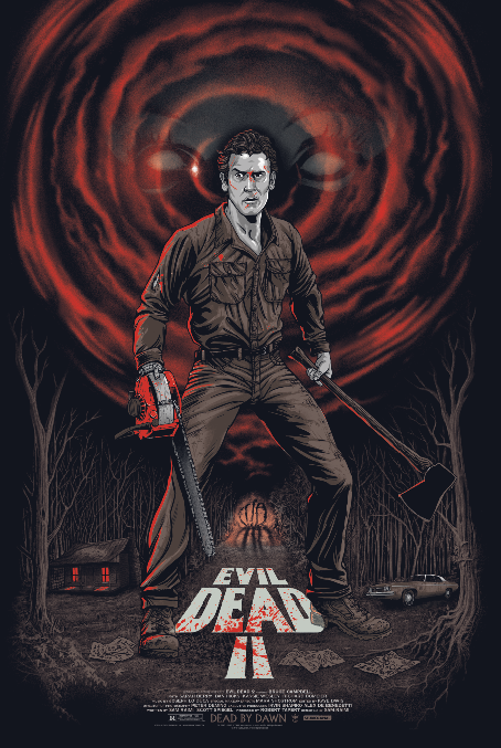 Evil Dead II Variant by Gary Pullin