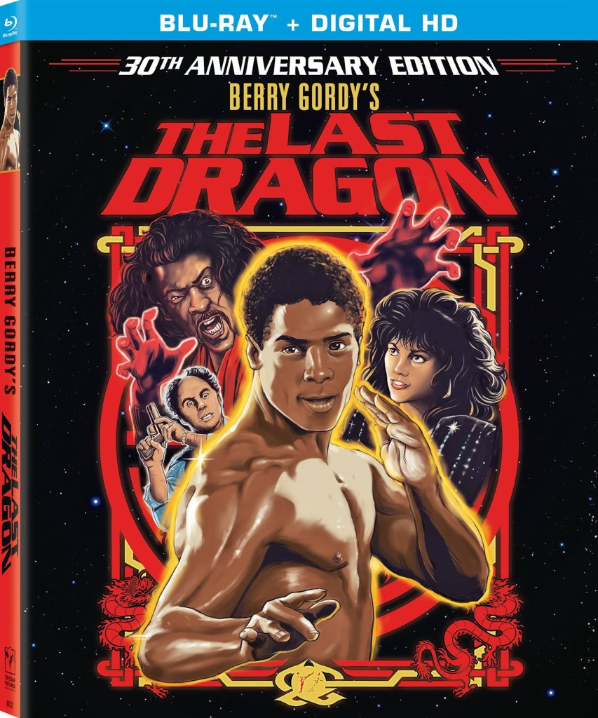 The Last Dragon 30th Anniversary Edition Blu-Ray