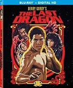 Preview of The Last Dragon 30th Anniversary Blu-Ray Cover Art