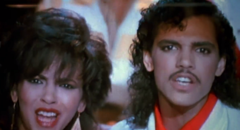 DeBarge - The Rhythm of The Night - The Last Dragon