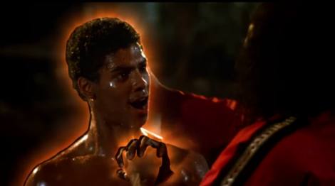 The Glow - The Last Dragon- Bruce Leroy