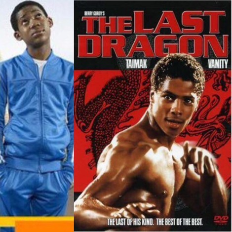 Chris Rocks Thoughts on The Last Dragon
