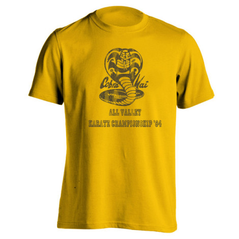 Cobra Kai - Karate Kid inspired T-shirt