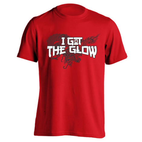 I Got The Glow - Donkey Tee Version