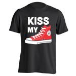 Kiss My Converse - Shonuff T-Shirt