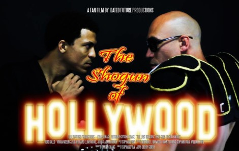 The Last Dragon Fan Film- Shogun of Hollywood Poster
