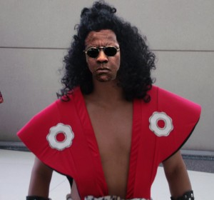 Denzel Washington as Shonuff