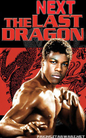 ohn Boyega to Star in The Last Dragon Sequel