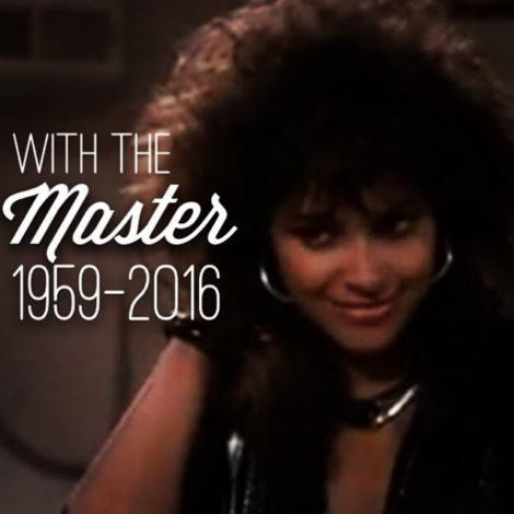 Laura Charles (Denise Matthews) with the Master January 4 1959 - February 15 2016