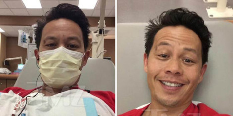 Ernie Reyes Jr Hospitalized for Kidney Failure June 2016