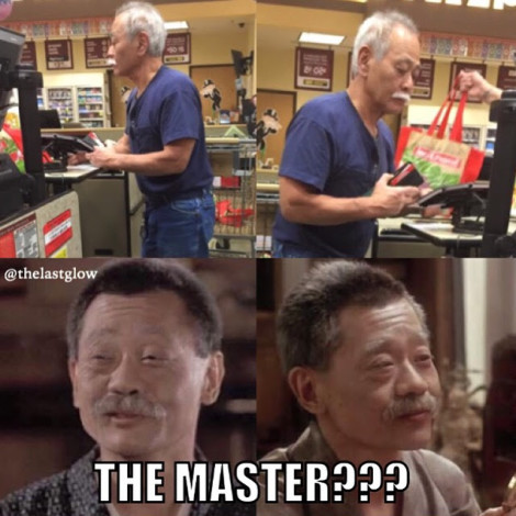 Leroys Master from The Last Dragon - Thomas Ikeda Today