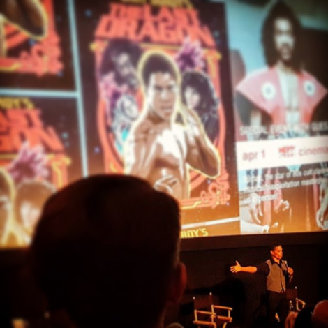 Seattle Screening of The Last Dragon with Taimak Apr 1 2016