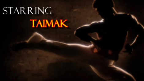 The Last Dragon Opening Credits-Taimak Traning Montage
