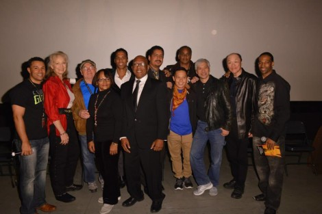 The Last Dragon Cast Discussion Panel 30th Anniversary at Urban Action Showcase NYC 2014