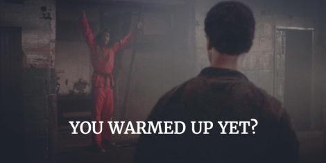 You Warmed Up Yet? Sho'nuff vs Leroy Final Showdown