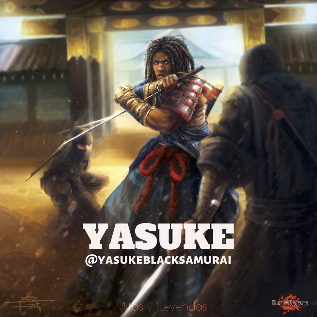 Unraveling The Mystery Of Yasuke The Black Samurai The Last Dragon Tribute Yasuke was a slave turned samurai from africa who lived in japan in the sixteenth century. yasuke the black samurai
